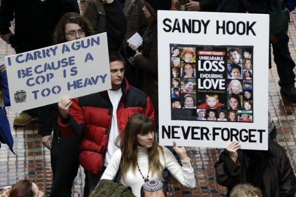 Gun Control Protest Jackson Hole