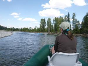 Rafting Jackson Hole Fishing